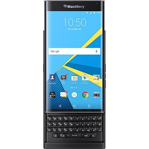 BlackBerry 初の Android スマートフォン Priv(STV100-1)ブラックベリー [並行輸入品]