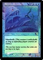 英語版フォイル 第7版 Seventh Edition 7ED 水底のビヒモス Benthic Behemoth マジック・ザ・ギャザリング mtg