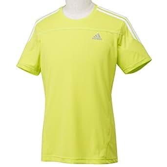 (アディダス)adidas M RSP 半袖Tシャツ AG857 S87866 セミソーラーイエロー/ホワイト J/XO
