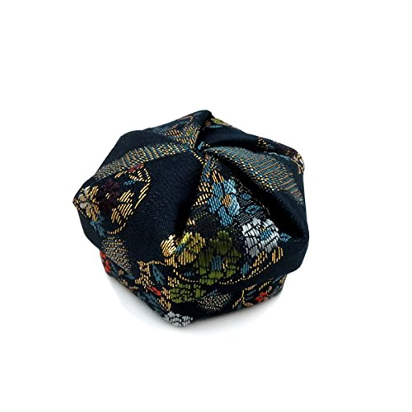 海洋クリエイティブ抽象布香盒 青系 紙箱入