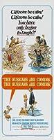 Russians Are Comingの挿入映画ポスター14x 36# 01