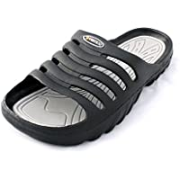 Vertico Shower and Poolside Sport Sandal - Slide On, Protective Footwear for Men and Women