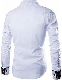 Swimblue Dress-shirts SHIRT メンズ