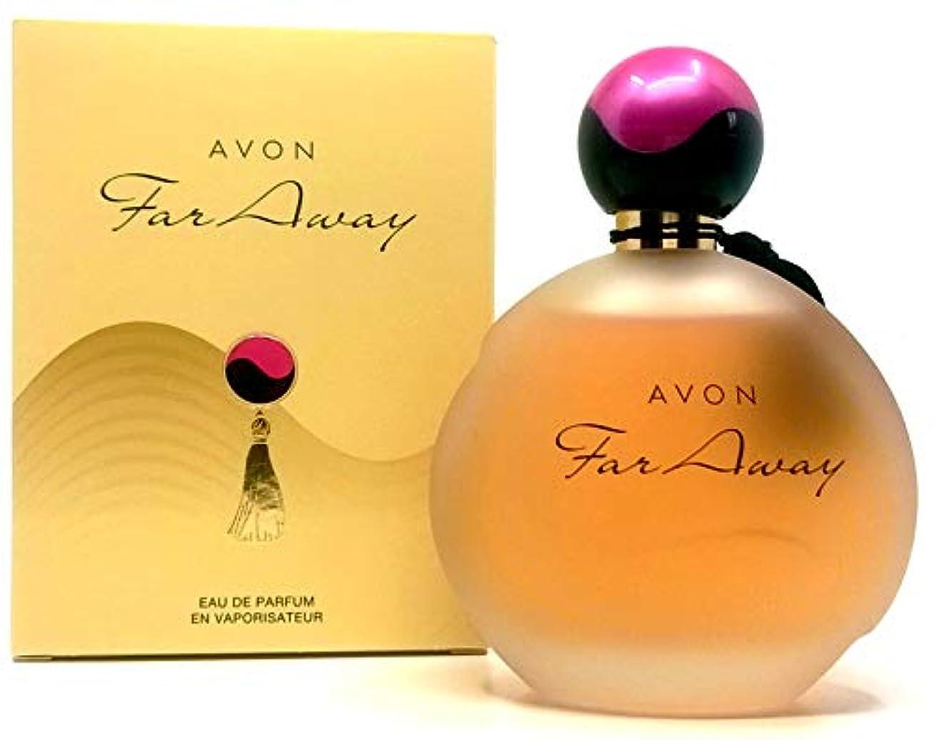 桃アボート利得AVON Far Away For Her Eau de Parfum 100ml