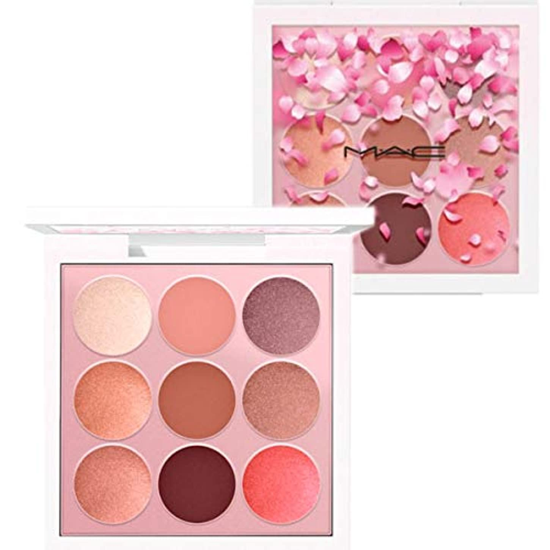 靴前方へ書店MAC ?マック, 限定版, Eye Shadow x 9: Kabuki Doll Palette/Boom, Boom, Bloom [海外直送品] [並行輸入品]