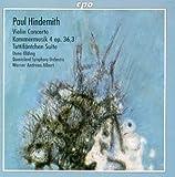 Violin Concerto / Kammermusik 4 Op 36