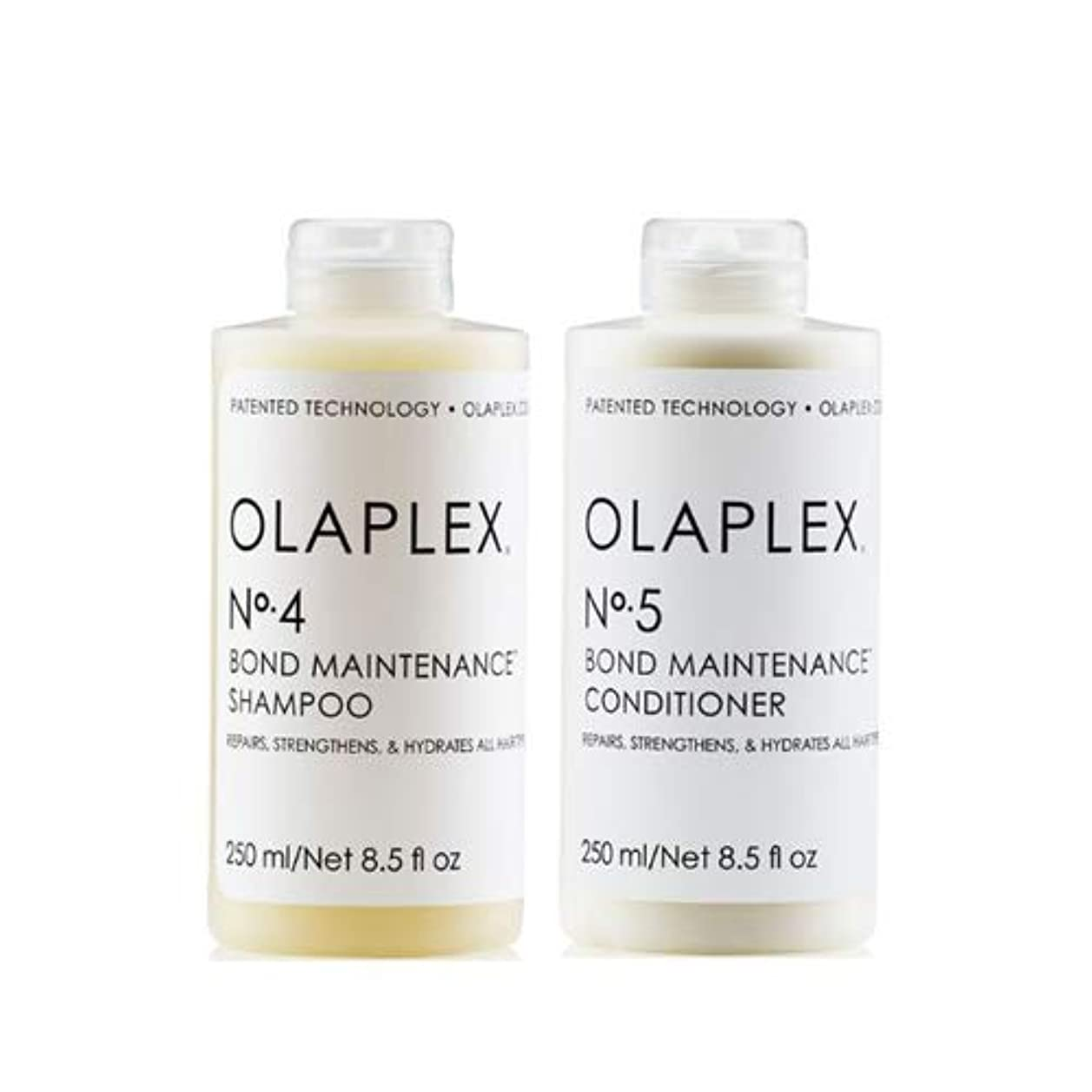 不機嫌そうな野生フライカイトOlaplex オラプレックス No. 4 5 ボンド メンテナンス シャンプー&コンディショナー Olaplex Bond Maintenance Shampoo & Conditioner 【並行輸入品】