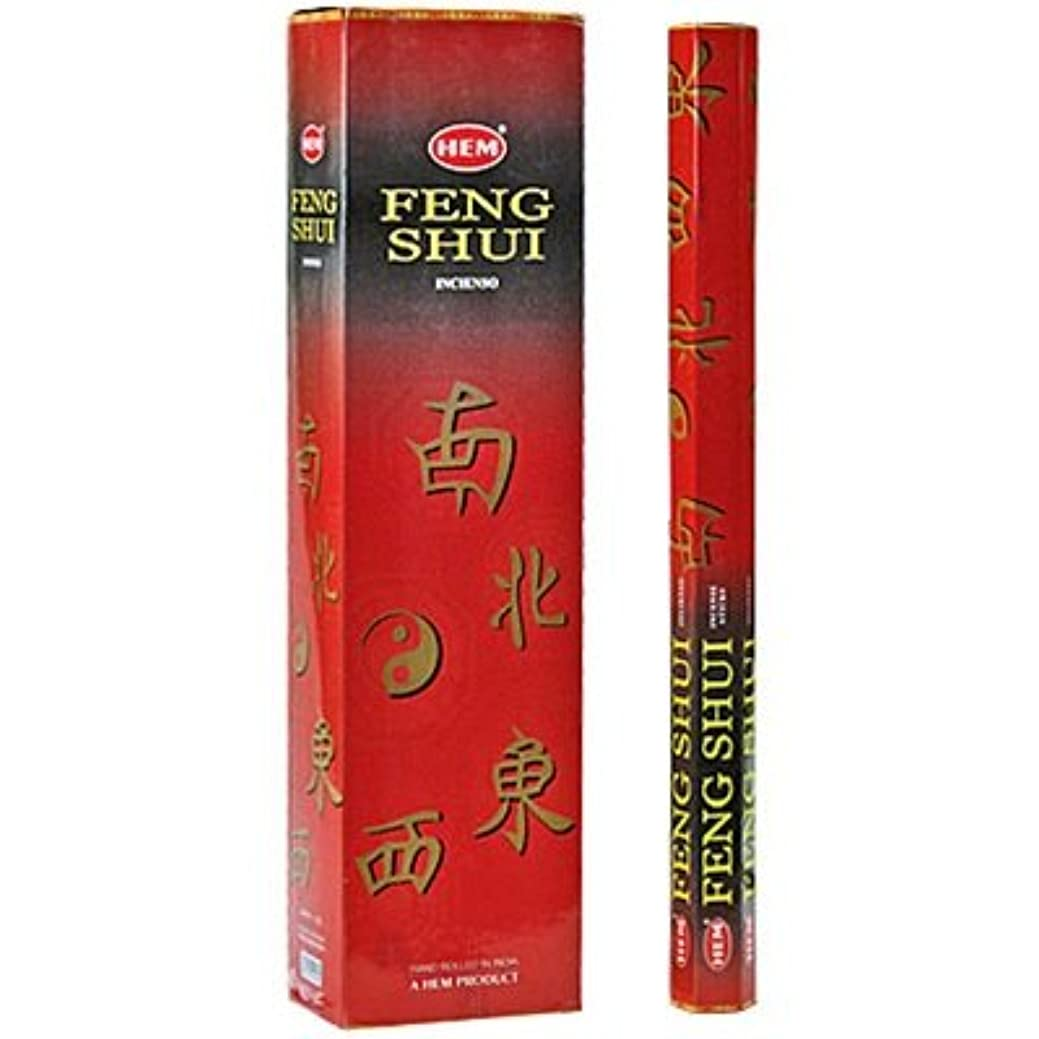 ポゴスティックジャンプ技術悪用Feng Shui – 裾ジャンボ16インチIncense Sticks 10スティック六角ボックス(セットof 6 )