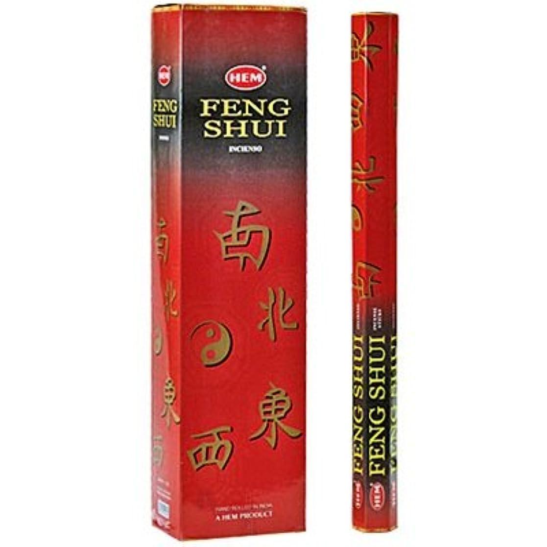 シールドスキャンダラスずっとFeng Shui – 裾ジャンボ16インチIncense Sticks 10スティック六角ボックス(セットof 6 )