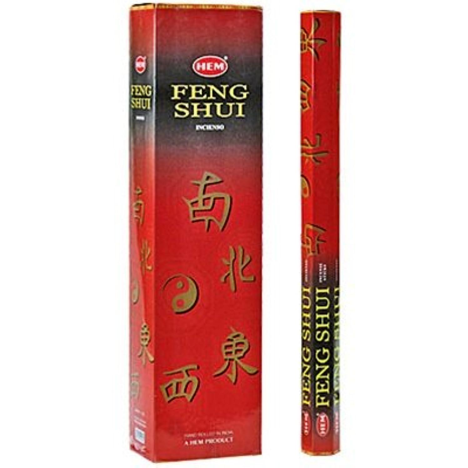 無視苦反動Feng Shui – 裾ジャンボ16インチIncense Sticks 10スティック六角ボックス(セットof 6 )