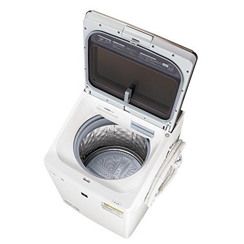SHARP (シャープ ) 超音波ウォッシャー搭載 タテ型洗濯乾燥機  B07DV9LL3P 1枚目