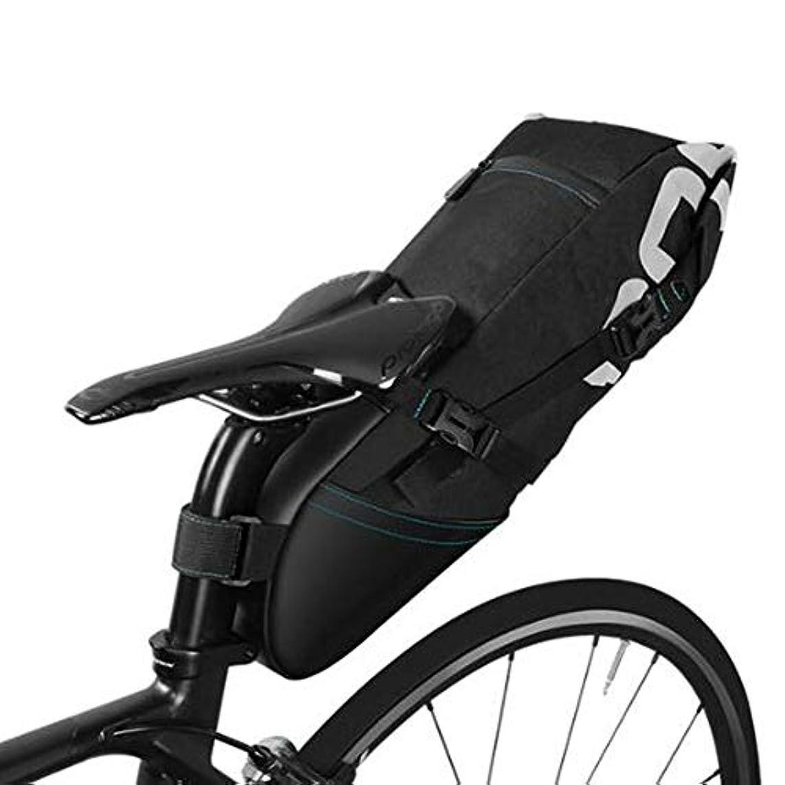 運ぶコンピューターを使用する警戒自転車のサドルバッグ、防水ポリエステルリアシートバッグ、自転車のテールライト(ライトを含まない)、ウォーターボトルバッグ自転車の修理ツールキットのバッグライディングバッグ、すべての自転車に適しています