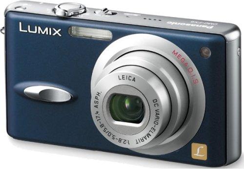 Panasonic DMC-FX8-A LUMIX  コンフォートブルー