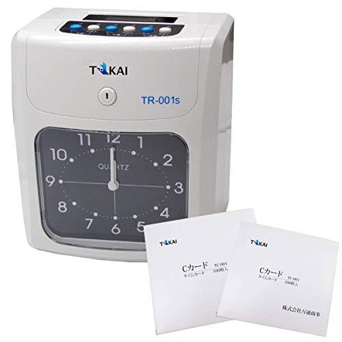 1パック オフィス機器用・タイムレコーダー用・タイムカード (まとめ買い) (100枚) (25日締め/10日締め) TimeP@CKカード6欄印字C パソコン 【×3セット】 関連