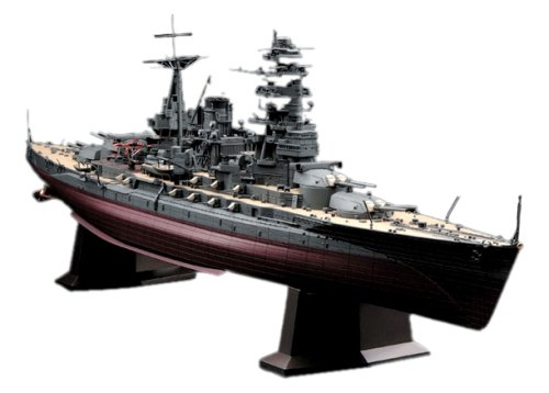 1/350 日本海軍戦艦 長門 昭和16年開戦時
