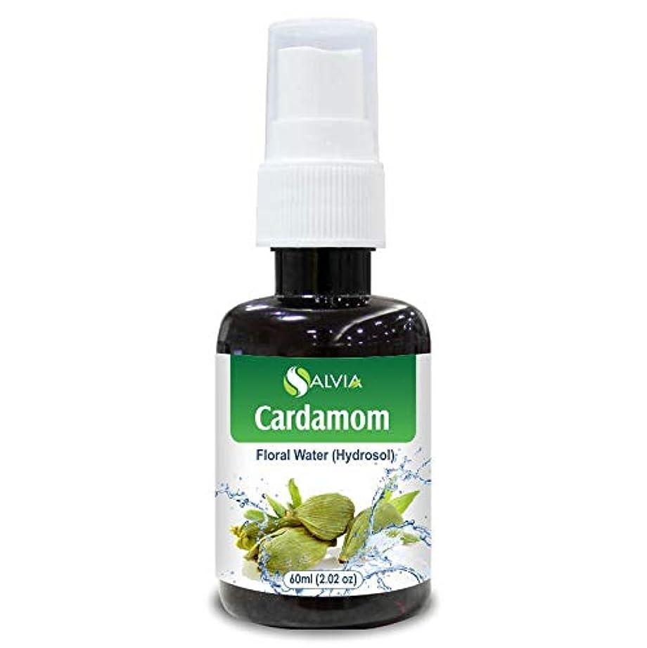 たるみラジエーター被害者Cardamom Floral Water Floral Water 60ml (Hydrosol) 100% Pure And Natural