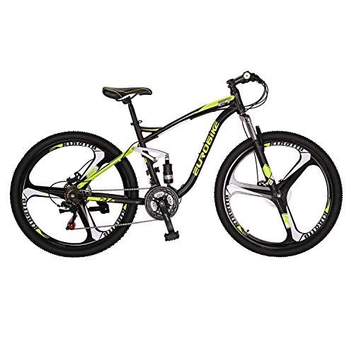 LZBIKE 自転車 E7 27.5 マウンテンバイク B07RHX39FW 1枚目