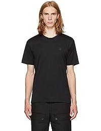 (アクネ ストゥディオズ) Acne Studios メンズ トップス Tシャツ Black Nash Face T-Shirt [並行輸入品]
