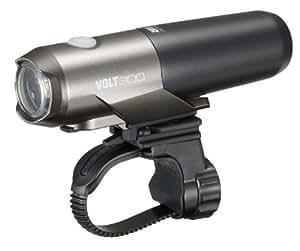 キャットアイ(CAT EYE) ヘッドライト [VOLT300 KIT] USBクレードル&カートリッジバッテリー付属 ボルト300 HL-EL460RC