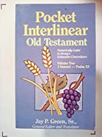 The Pocket Interlinear Old Testament
