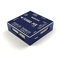 OUYAWEI RadioLinkターボPIX V1.0モジュールPPM SBUSフライトコントローラーMPU6500 w / 6pcs SUI04超音波距離センサートランシーバ用RCドローン