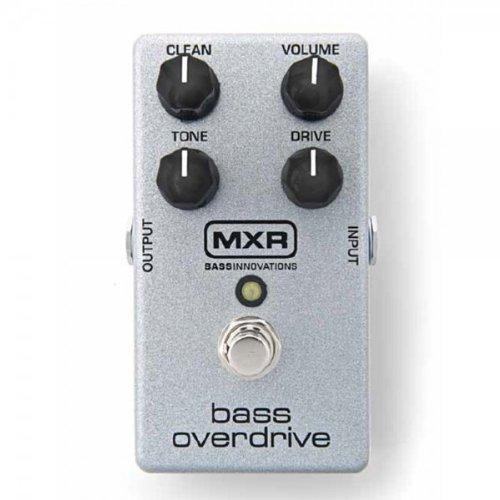 MXR Bass Overdrive M-89 ベース用 オーバードライブ エフェクター 【並行輸入品】