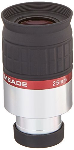 Meade Instruments 07735 Series 5000 1.25-Inch HD-60 25-Millimeter Eyepiece (Black) [並行輸入品]