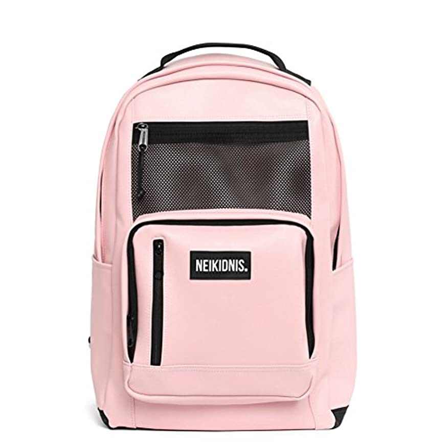 部実行するブロー[Nakedonis] NEIKIDNIS Prime Backpack Leather Mesh backpack unisex dual use [parallel import goods]