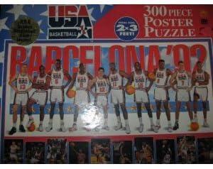 Dream チーム USA Basketball 300 ピース ポスター パズル