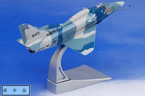 1:72 Corgi アビエーション Archive コレクター シリーズ US37405 ダグラス A-4M スカイホーク ダイキャスト モデル USN VF-126 Bandits, NAS Mi