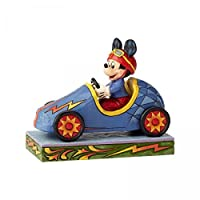Disney Traditions Soap Box Derby Mickey