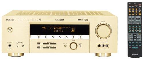 ヤマハ DSP-AX450(N) DSP AVアンプ ゴールド
