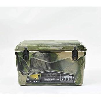 アイスランド クーラーボックス 45qt [ グリーンカモ / 42.6L ] Deelight iceland cooler box