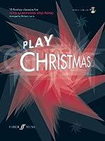 Play Christmas (Alto Saxophone/ECD) (Play Series)