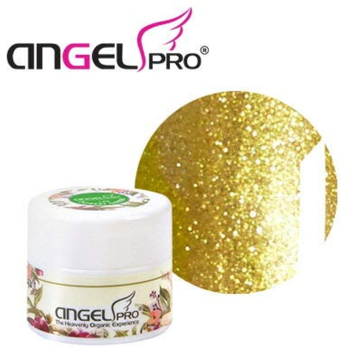 変換ピンチ情緒的ANGEL PRO ポットジェリー #83 GOLD DUST 4g
