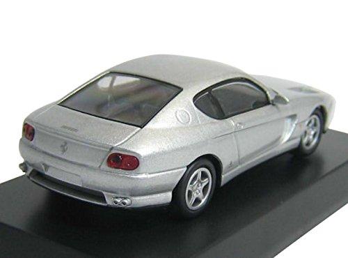 京商 1/64 フェラーリ ミニカーコレクション6 456GT 銀