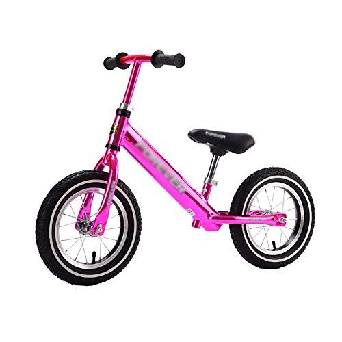 子ども用自転車 子供用スポーツバランスバイク(調整可能なハン...