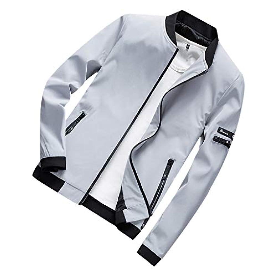 排気テロ一節ジャケット メンズ コート ブルゾン 秋 冬 防水 無地 カジュアル 綿 大きいサイズ アウター 黒 ストレッチ ビジネスシャツ 細身 ジャケット
