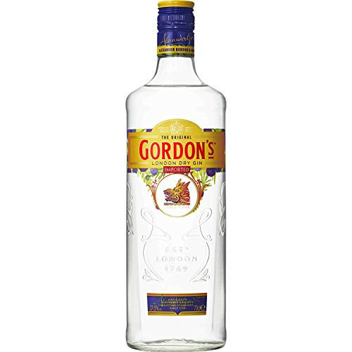 キリンビール株式会社 ゴードン ロンドン ドライジン 37.5% 700ml B06WVL9H4D 1枚目