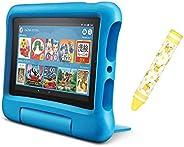 Fire 7 タブレット キッズモデル ブルー16GB + ピカチュウタッチペン