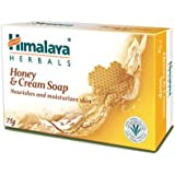 Himalaya Honey & Cream Soap - 125gm
