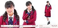 【角ゆりあ】 公式生写真 NGT48 春はどこから来るのか? 封入特典 3種コンプ