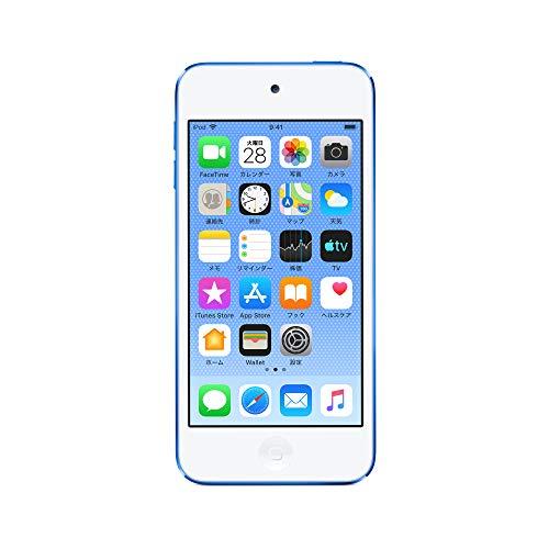Apple iPod touch (256GB) - ブルー (最新モデル)