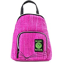 Club Kid Mini Backpack - Knapsack w/Smell Proof Pouch & Secret Pocket