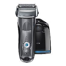 【Amazon.co.jp 限定】 ブラウン シリーズ7 メンズ電気シェーバー 4カットシステム 7867cc  お風呂剃り可