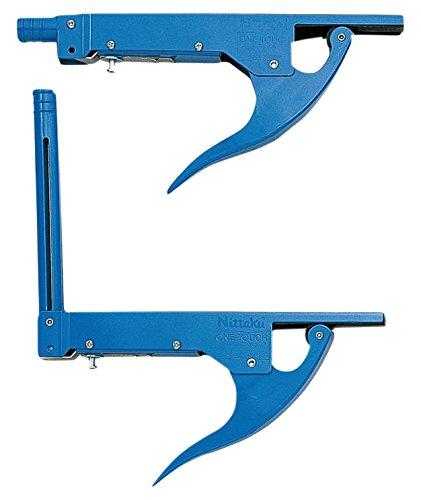 ニッタク ワンタッチカラーサポート 日本卓球協会検定品 ブルー 1個