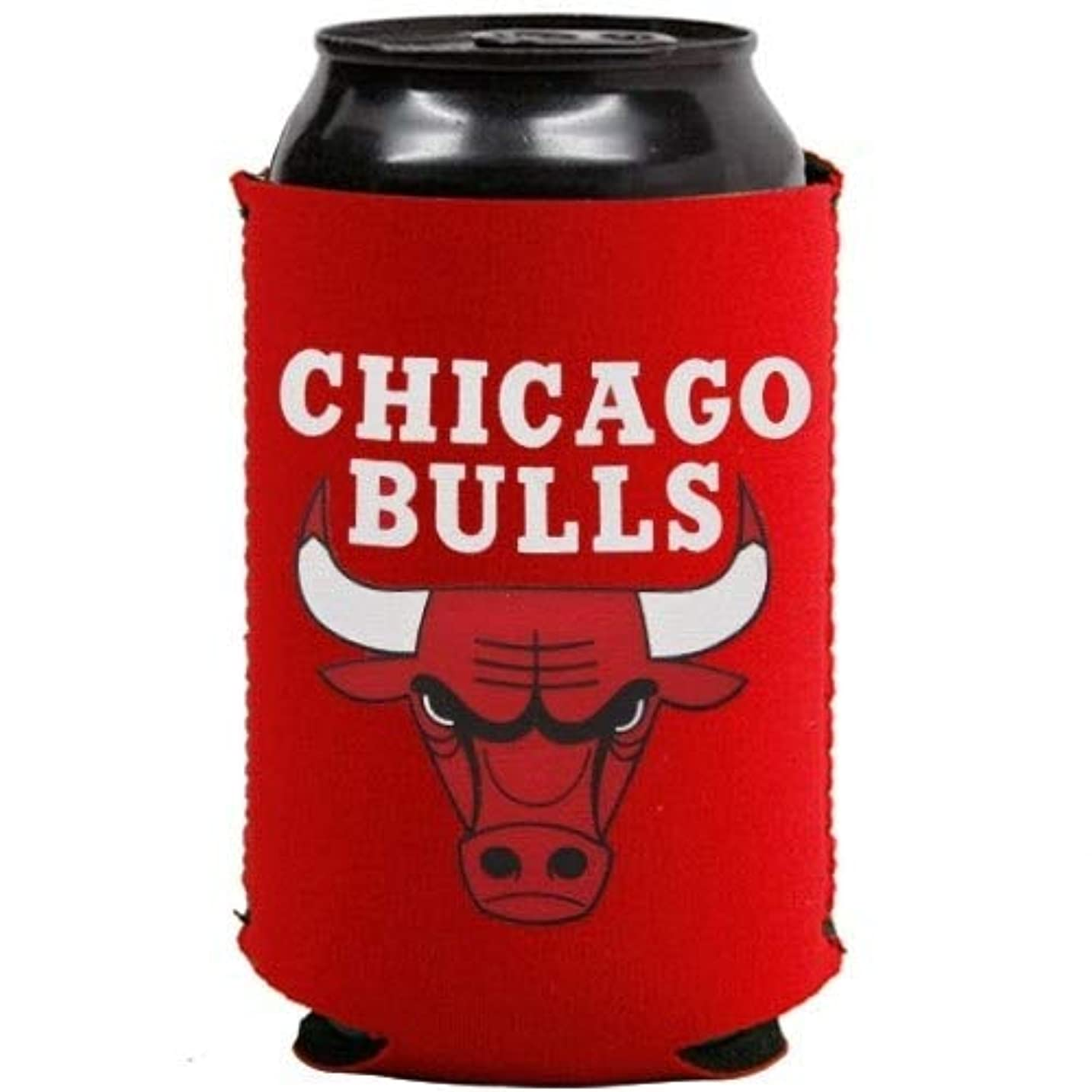 ブラウン家主外側Chicago Bulls Can Kaddy Koozie by Kolder
