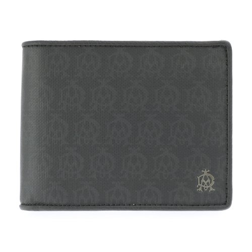 [ダンヒル] Dunhill 二つ折り財布(小銭入れ付) 【並...
