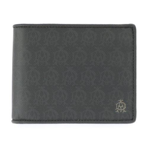 [ダンヒル] Dunhill 二つ折り財布(小銭入れ付) 【並行輸入品】 L2PA32A GRY (グレー)