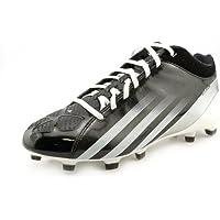 adidas Adizero 5 Star Black/Running White Men's Football MID Cleats Boots